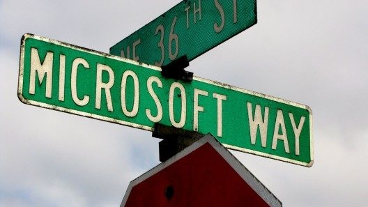 One Microsoft Way CC BY TechFlash Todd [flickr]
