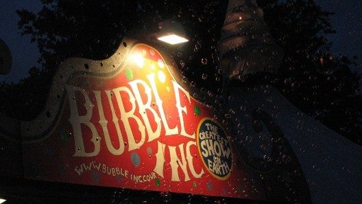 Bubbles - CC BY Ella Mullins